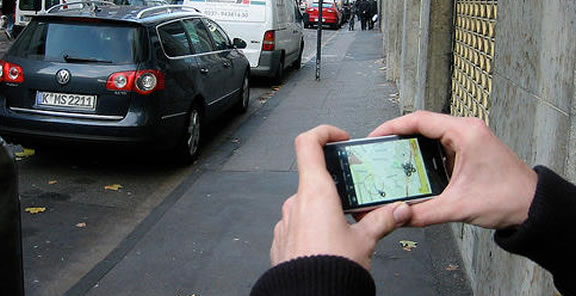 GPS追跡機の性能が浮気調査に効果的