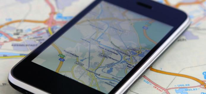 GPS追跡機の位置情報を把握するには?