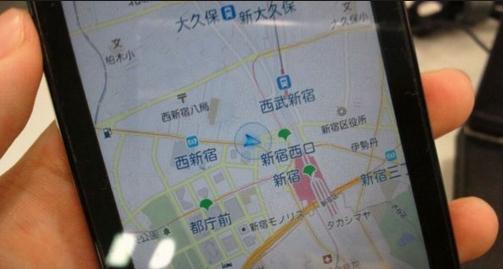 GPS追跡アプリ精度