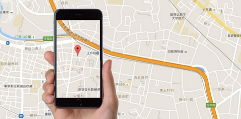 GPS浮気調査精度トップ